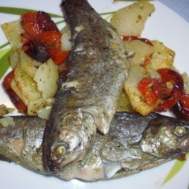 Ricette per cucinare una trota ricette casalinghe popolari for Ricette per cucinare
