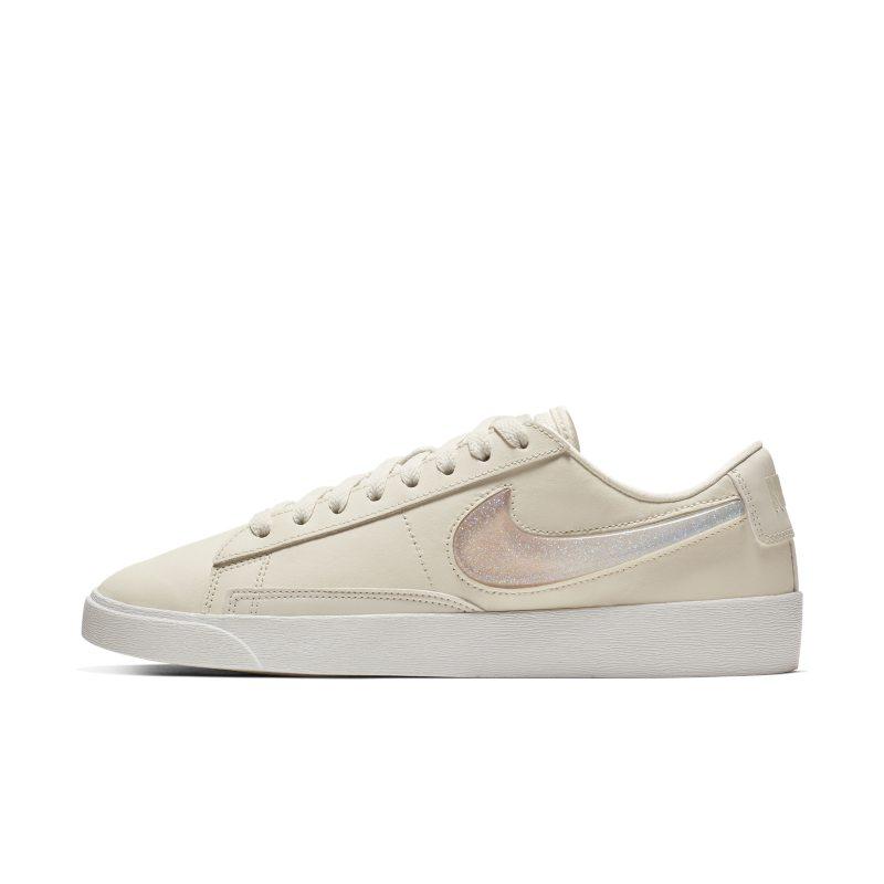 Nike Blazer Low Lux Premium Women's Shoe - Cream | Nike ...