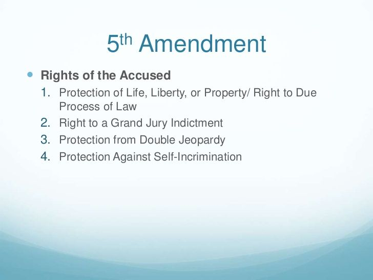 double jeopardy the 5th amendment When the 5th amendment ensures no double jeopardy - spartan300 share this post.