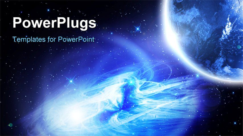 Powerpoint Space Theme Powerpoint Space Theme Space Abstract