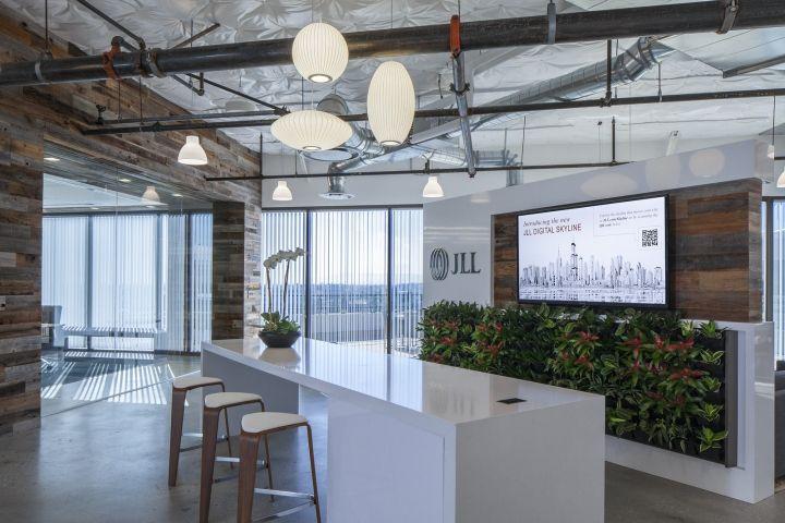 JLL offices by Wirt Design Group El Segundo California El