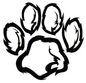 Http Www Clker Com Cliparts 6 H N 5 X S Vicky Md Png Tiger Paw Print Tiger Paw Tiger Pictures