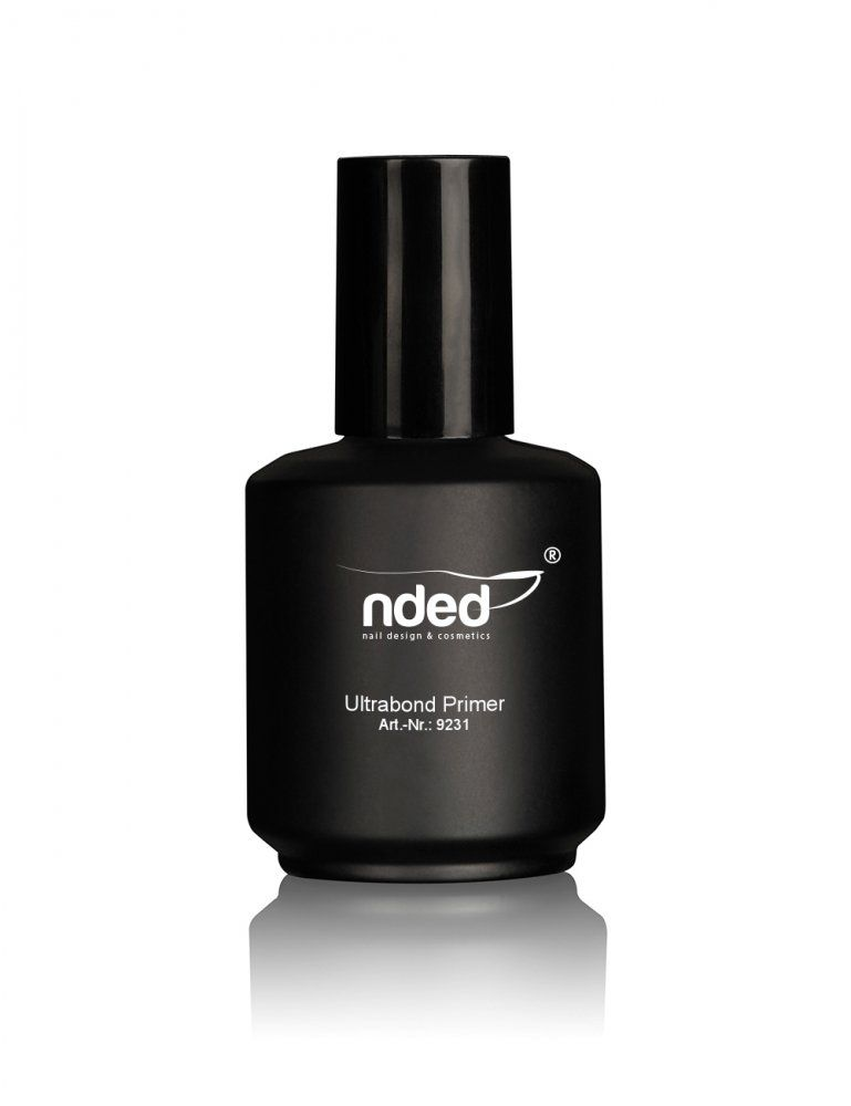 A very effective product – the nded ultrabond primer. This is a high-quality primer for a great number of applications. The liquid can be easily transferred into smaller containers. #nded #primer #bondinggel www.nded.com