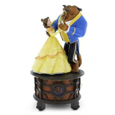 Beauty and the Beast Musical Figure from Disney Store for $95.00