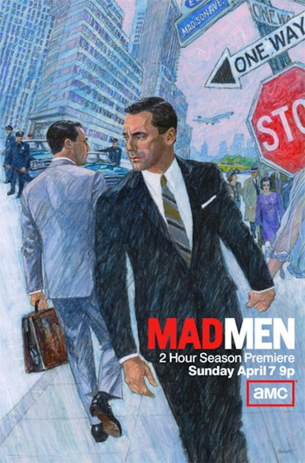 Mad Men\' Season 6 Gets an Iconic Don Draper Image Straight from the ...