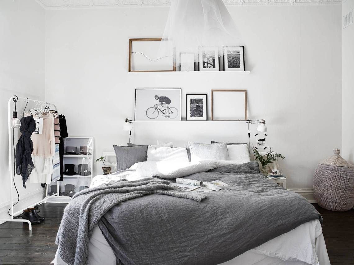 Chambre Gris Foncé Dark Floor Treasure Home Sweet Home Pinterest Maison