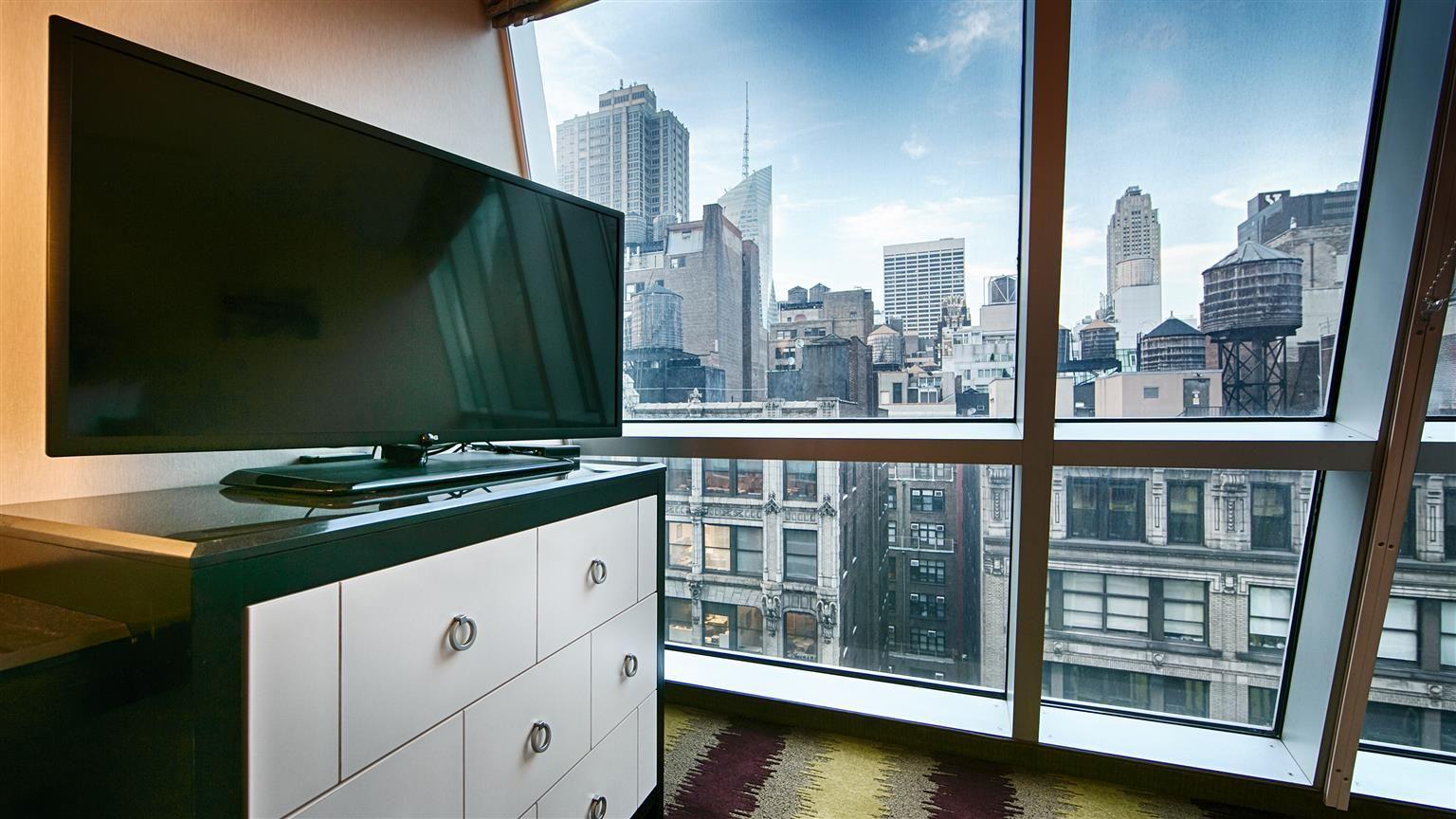 A Great Best Western Hotel In Manhattan New York