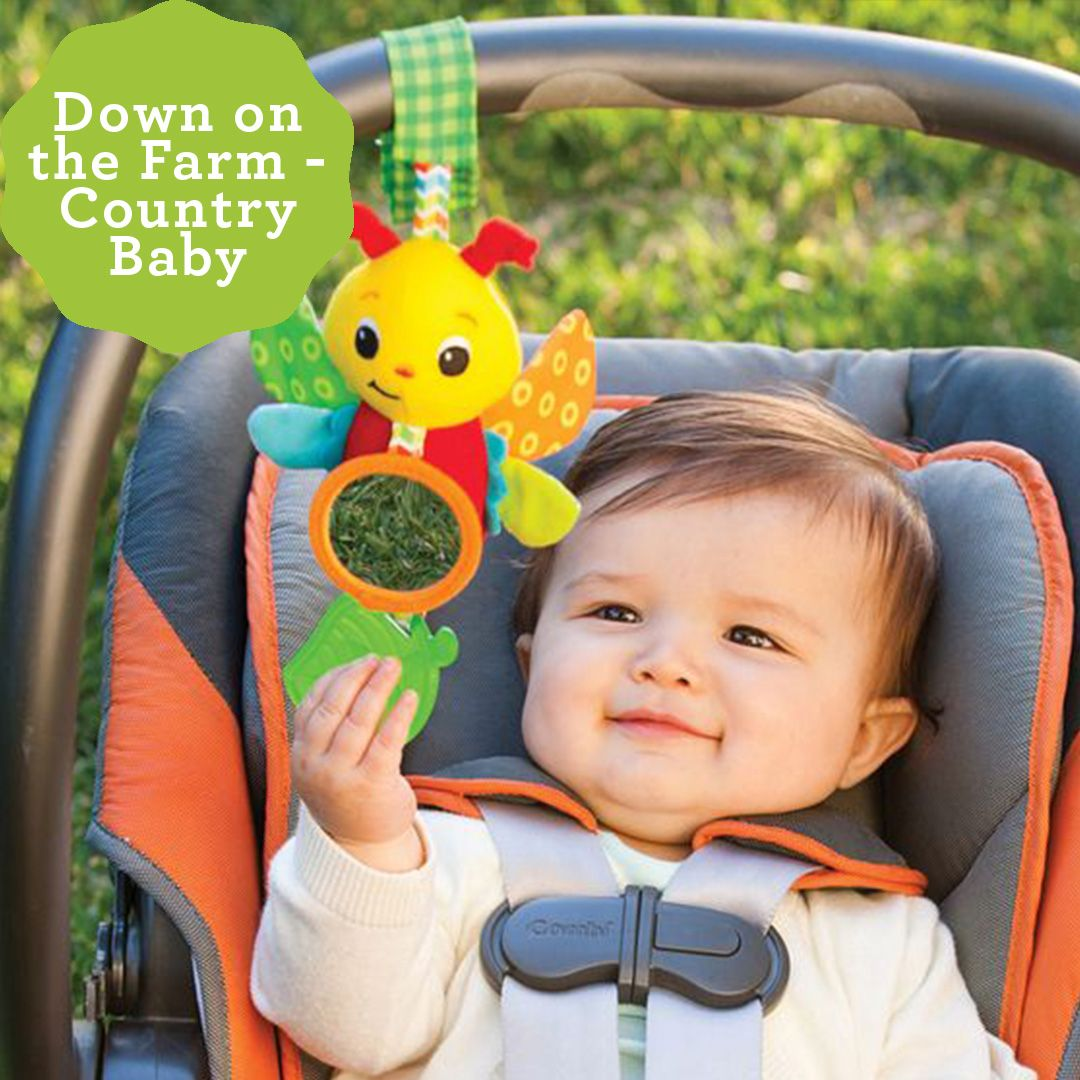 da4edadb6 Infantino Farm Puppet Play-with-Me Gym - Cute for a little country ...