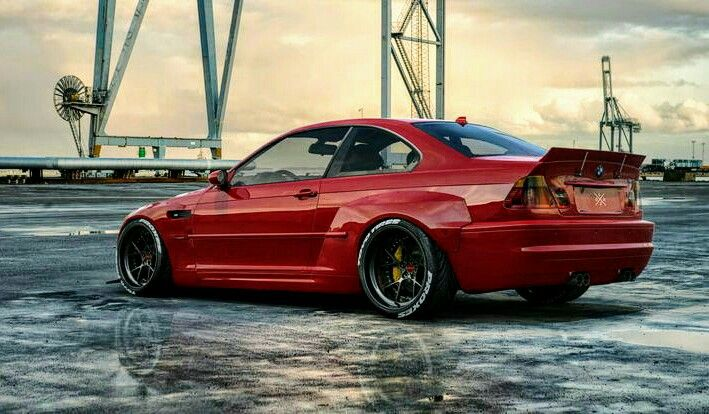 Pin By Diesel On Bmw M3 E36 E46 By Pandem Rocket Bunny With
