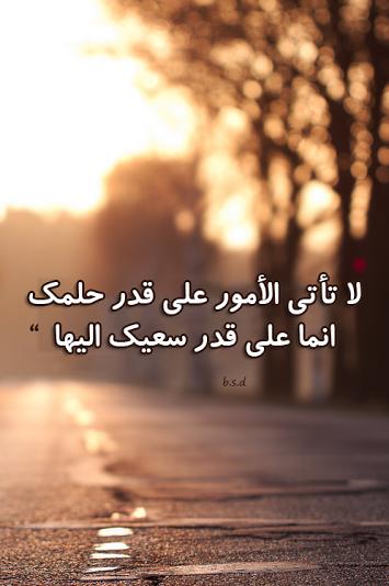 صور تشجيعية عن السعي للامور Sowarr Com موقع صور أنت في صورة Love Quotes Wallpaper Phrases About Life Arabic Quotes