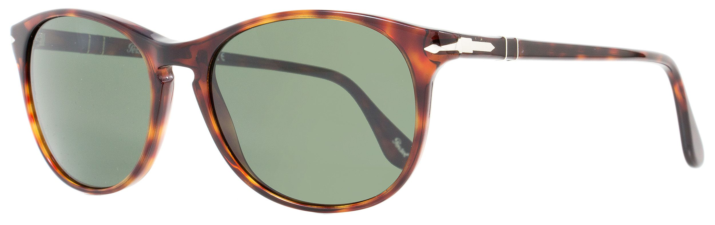 374c1c55af7db PERSOL PERSOL OVAL SUNGLASSES PO3042S 24 31 SIZE  54MM HAVANA.  persol