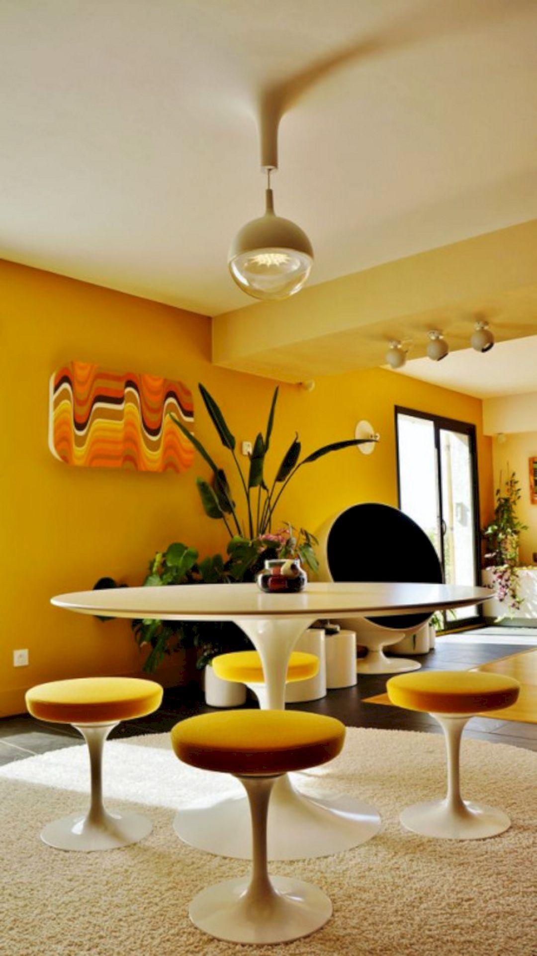 Amazing 70s Home Decor best ideas 51   Mid century, Retro and Interiors