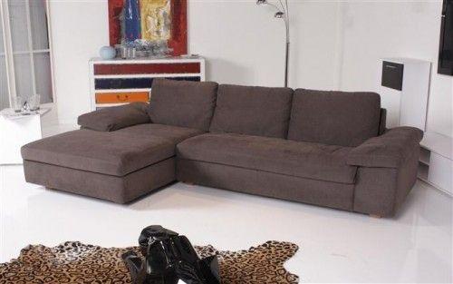 Machalke Ecksofa Concept Stoff Braun Mobel Outlet Www Moebelstyle De Ecksofa Sofa Ecksofa Braun