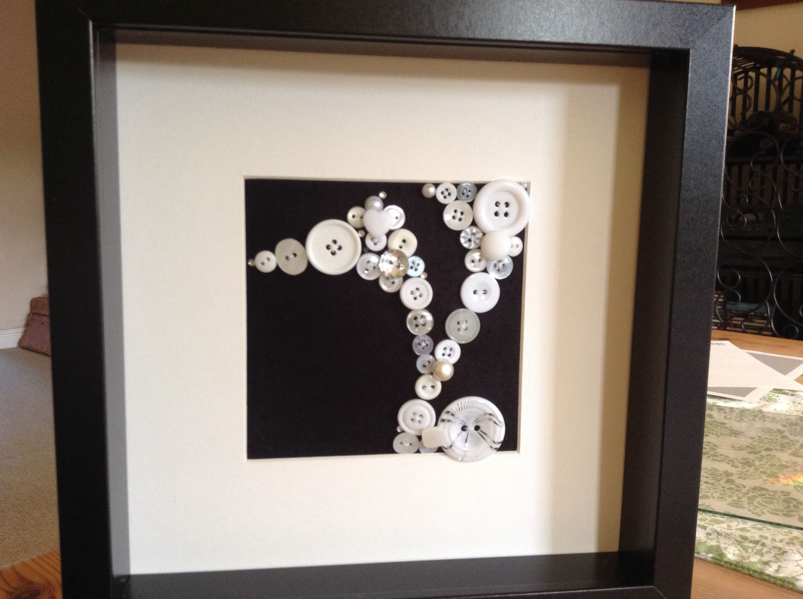 Young Nails Logo - Button Art (Hand stitched)   Pampered Hands ...