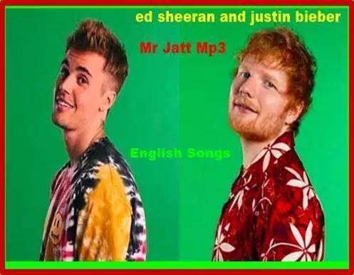 Ed Sheeran And Justin Bieber New Song I Don T Care Lyrics Mr Jatt Justin Bieber News Ed Sheeran News Songs