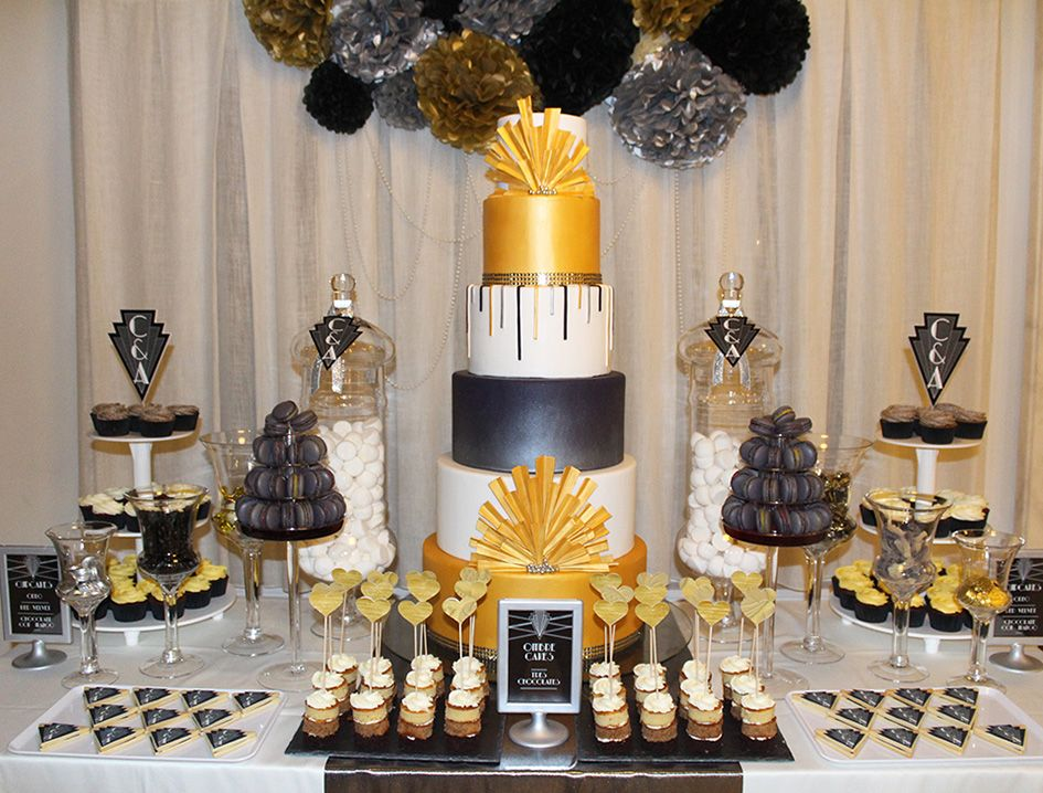 Mesa de dulces tem tica organizaci n de eventos y fiestas for Decoracion para mesa dulce