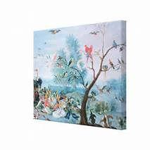 Tropical Bird Paintings - Bing images