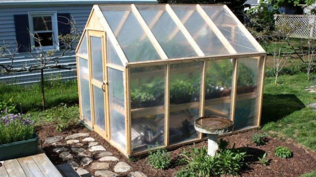 Cómo Hacer Un Invernadero Casero Barato Fácil Y Rápido Como Hacer Un Invernadero Invernadero Casero Jardinería De Invernadero