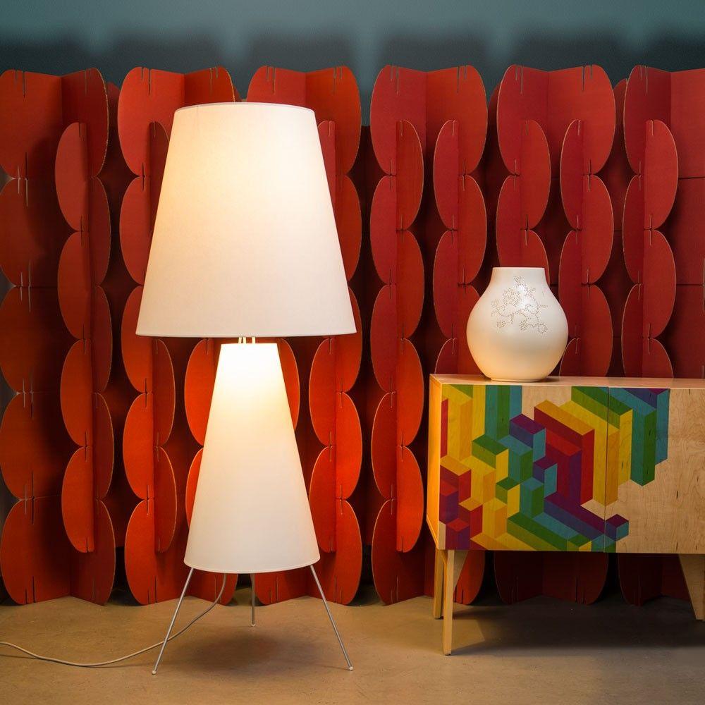 Great paper lamp, flexible design... | Paper ideas | Pinterest ... for Creative Paper Lamps  570bof