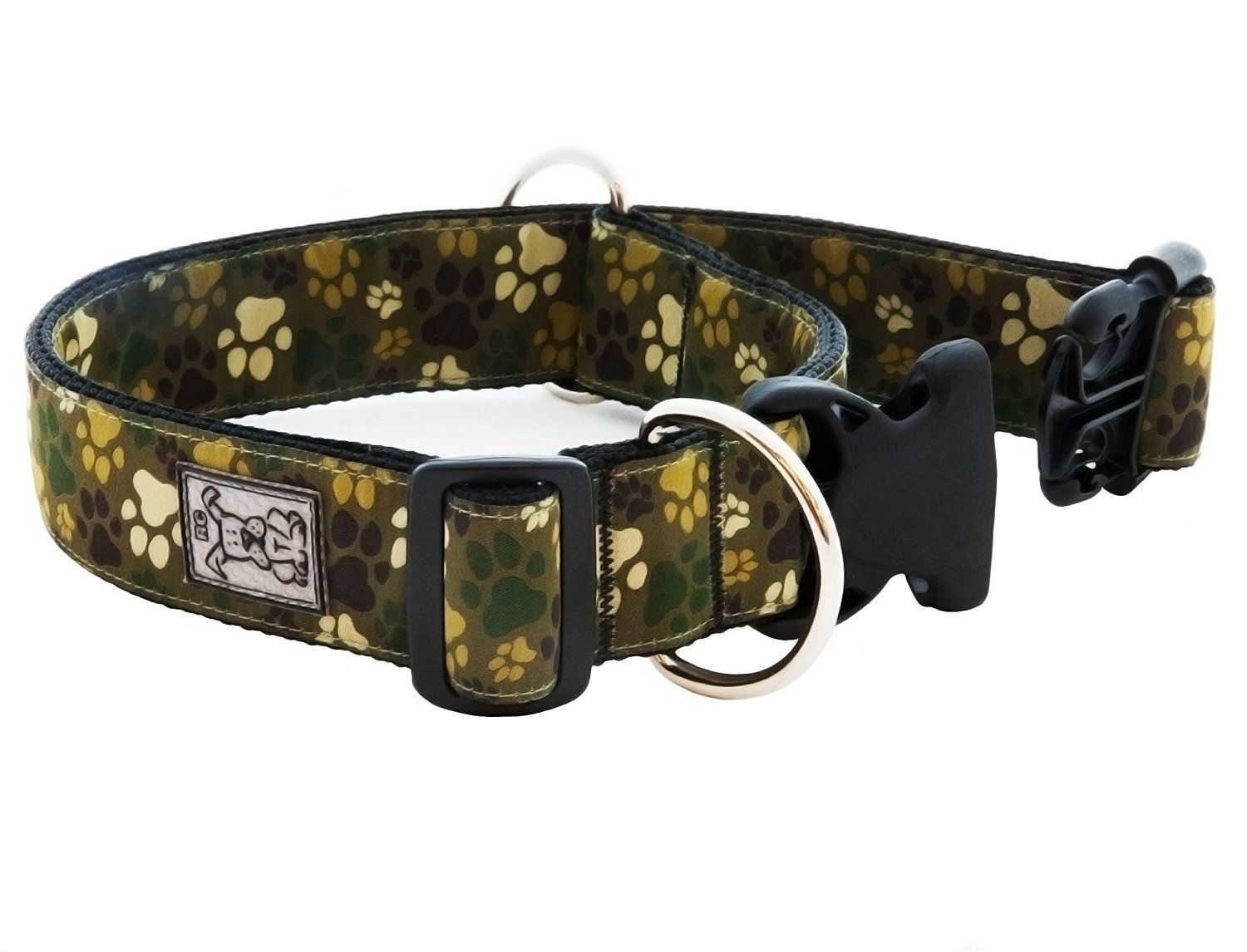 Rc Pet Products 1 1 2 Inch Dog Safety Clip Collar X Large Pitter Patter Camo Want Additional Info Click On The Image This Dog Safety Safety Clip Pets