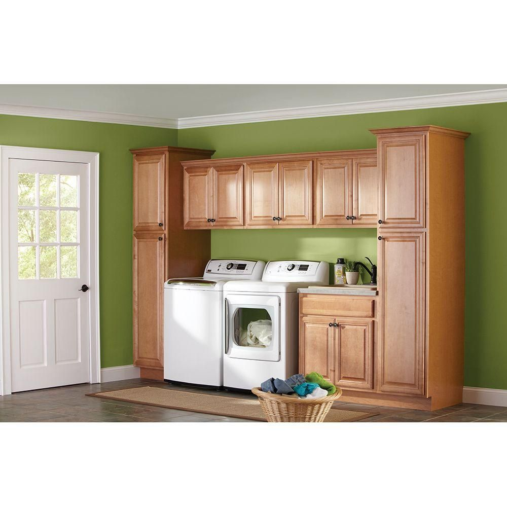 Cambria Pantry Cabinet In Harvest