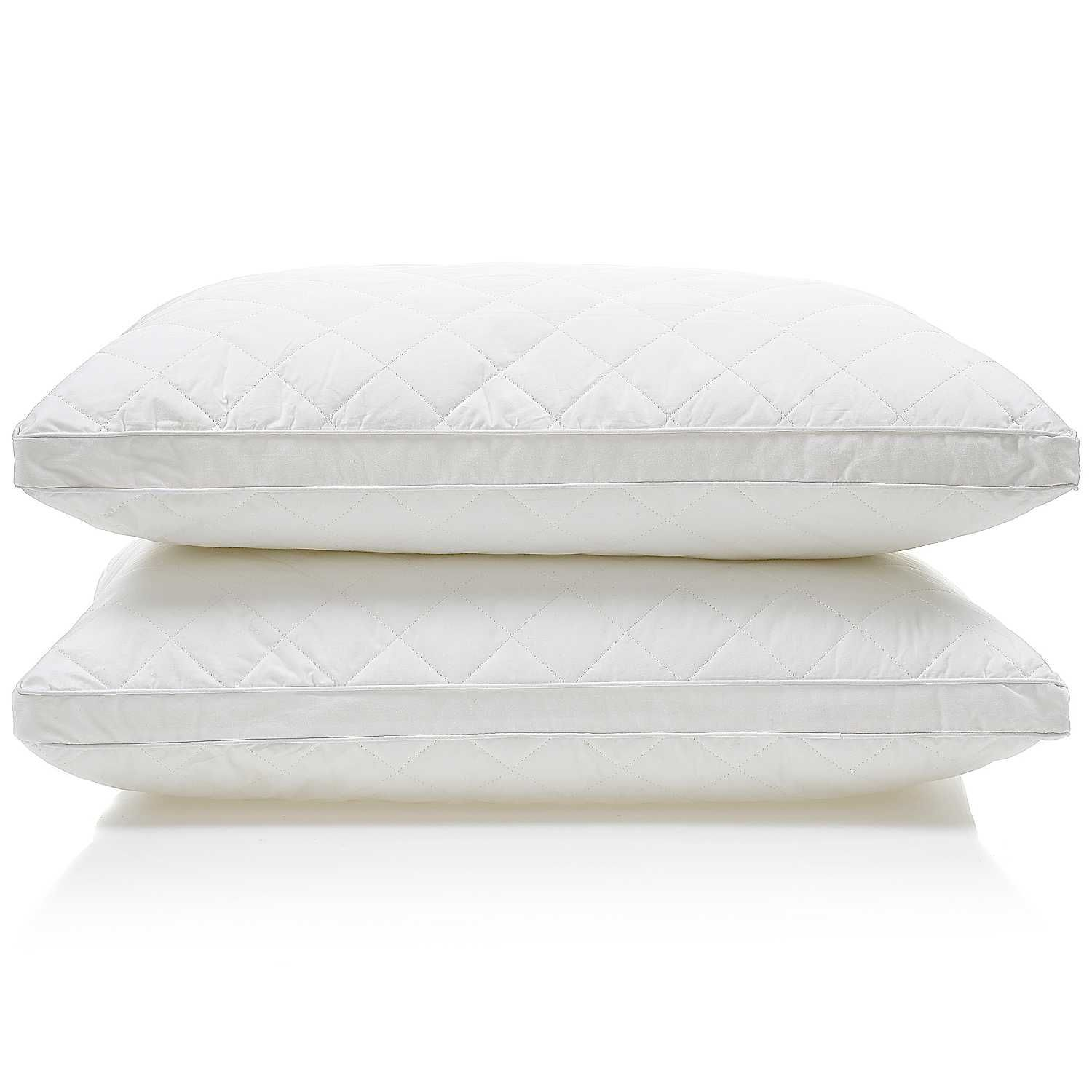 Slumberland Quilted Pair of Box Pillows