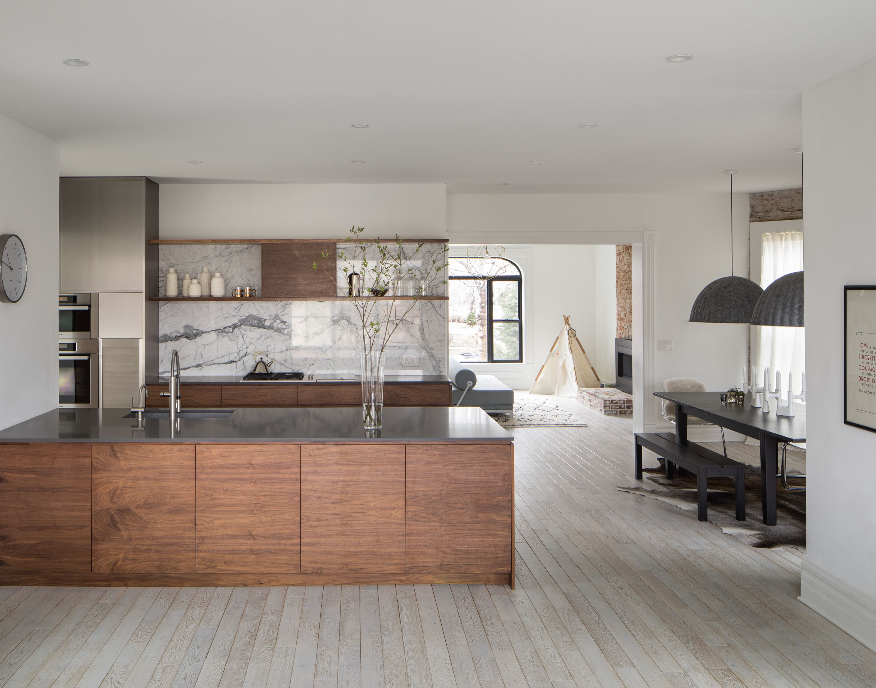 Best photos from thole residence stainless steel cabinets kitchen