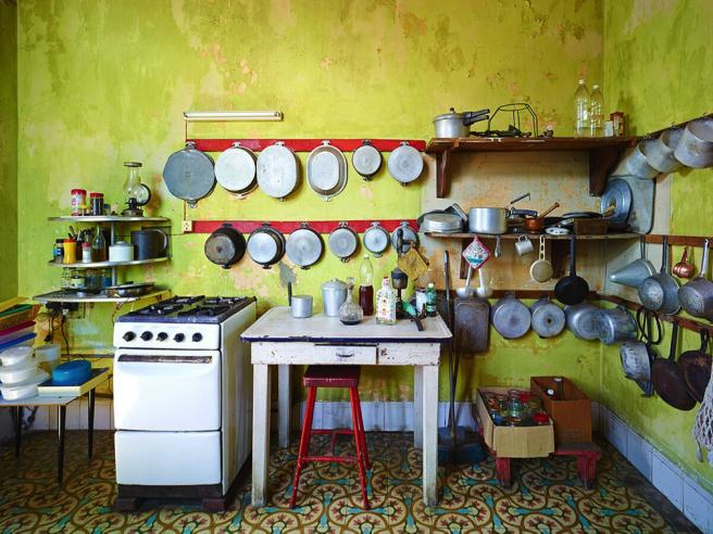 A HEART IN HAVANA: 10 DREAMY CUBAN INTERIORS   Kitchens, Interiors ...