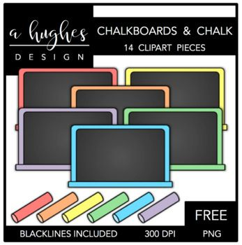14 High Quality Graphics For Personal And Commercial Use Png Format Only All Blacklines Are Included All Images Clip Art Clip Art Freebies Chalkboard Chalk