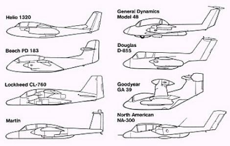Proposed Lara Aircraft Early 1960 S Aircraft Design Aviation Aviation Photography