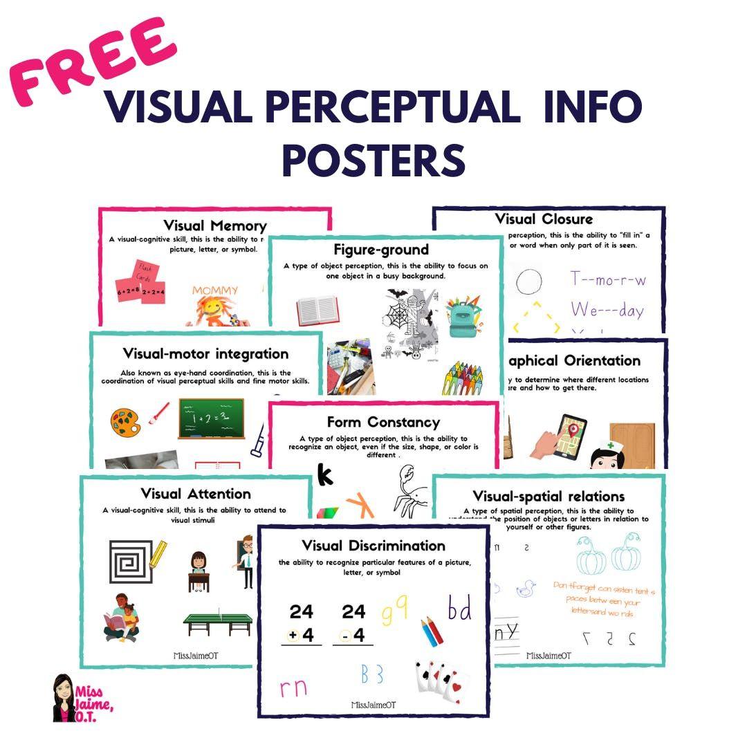 120 Visual Motor Visual Perceptual Ideas In 2021 Visual Perception Motor Coordination Handwriting