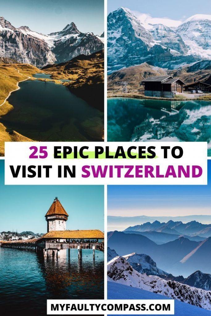 25 Mejores Lugares Para Visitar En Suiza Cool Places To Visit Places To Visit Places In Switzerland