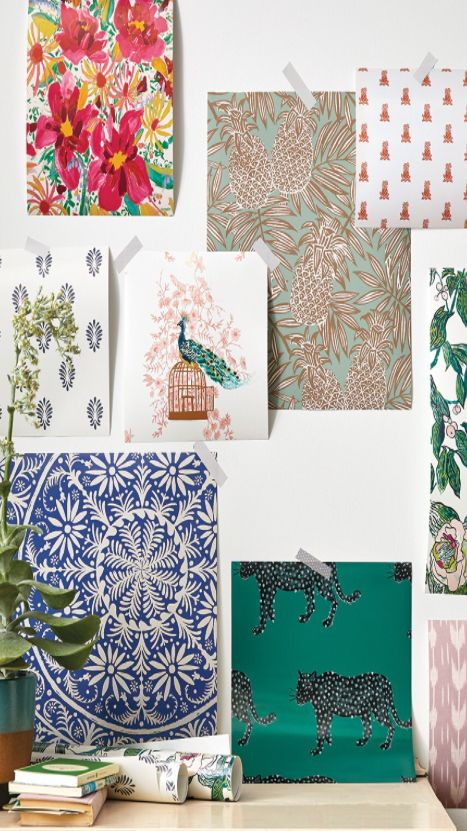 Pin by Sheila Shur on Peel and stick wallpapers at Target ...