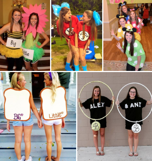 Matching big/little reveal costume ideas! |  sc 1 st  Pinterest & ? Matching big/little reveal costume ideas! ? | Pinterest ...