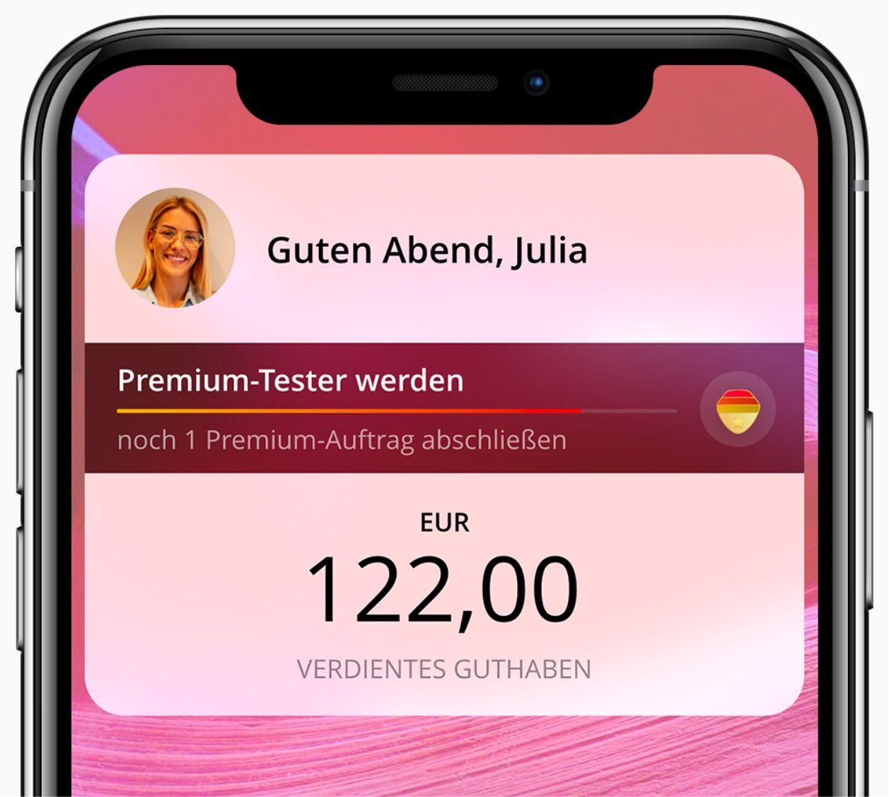 app geld verdienen test