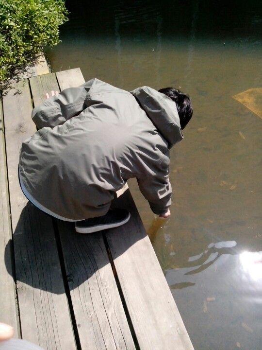 catch tadpole