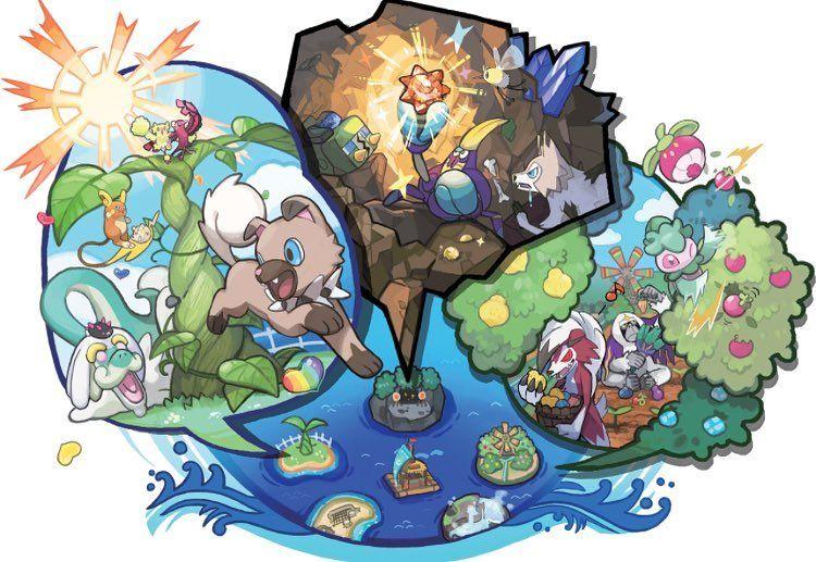 Gefallt 2 087 Mal 5 Kommentare Pokemon Chikaveh Auf Instagram Good Night Pokemon Pokemon Sun Pokemon Art