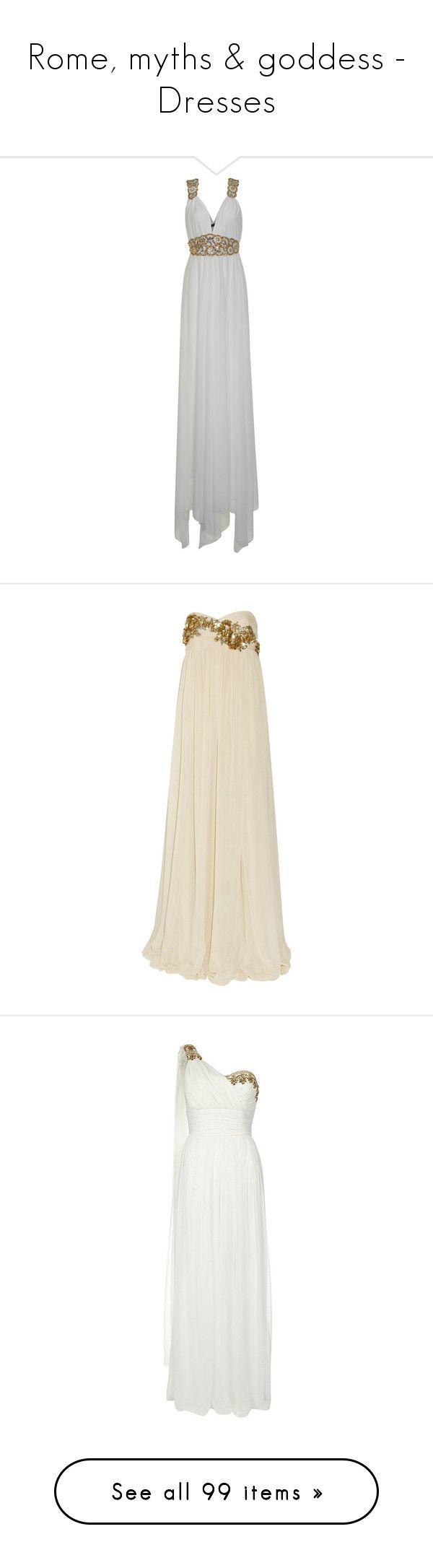 Rome myths u goddess dresses