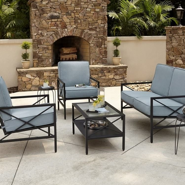 Jaclyn Smith Addison Patio Furniture Clearance patio