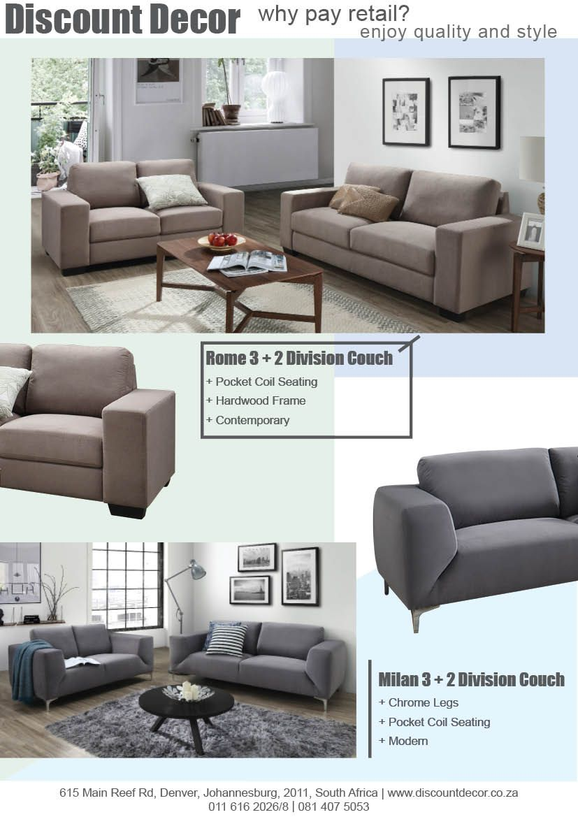 Modern Sofa Designs South Africa Sectional Sofas Utah Lounge Suites Couch Contemporary Furniture