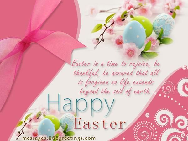 Happy Easter Wishes And Messages Easter Greeting Search