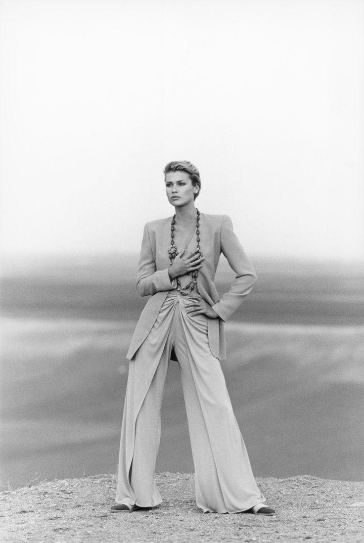 Armani, Peter Lindbergh Ph | Beauty | Pinterest