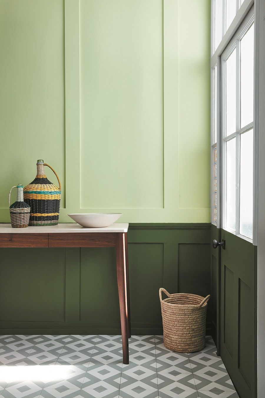 Fifty Well Almost Shades Of Green Paint Oh Osier Couleurs