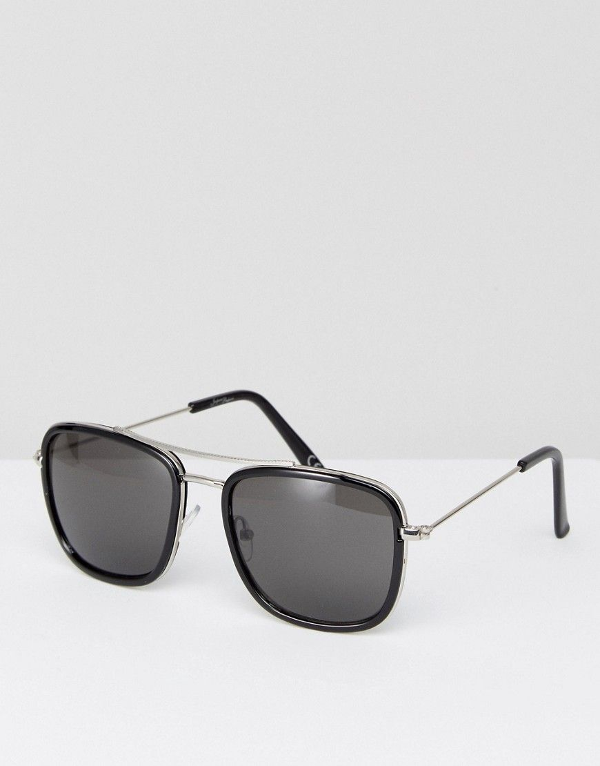 72021c58ae Jeepers Peepers Square Sunglasses in 2018