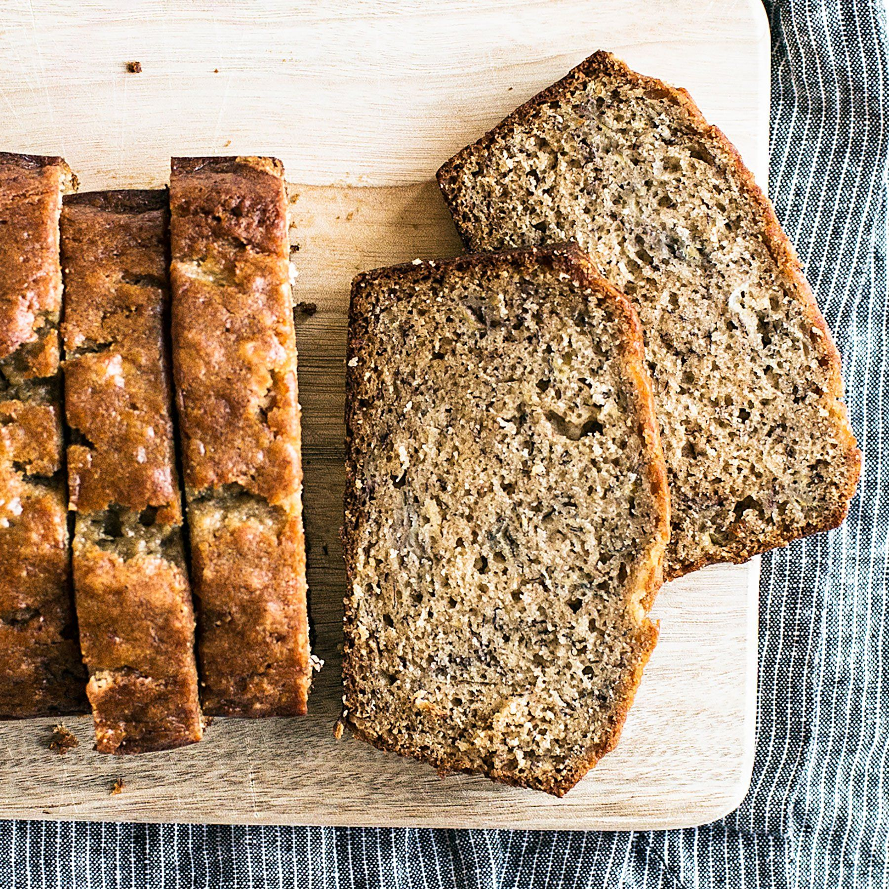 This Is The Best Ever Easy Banana Bread Recipe With A
