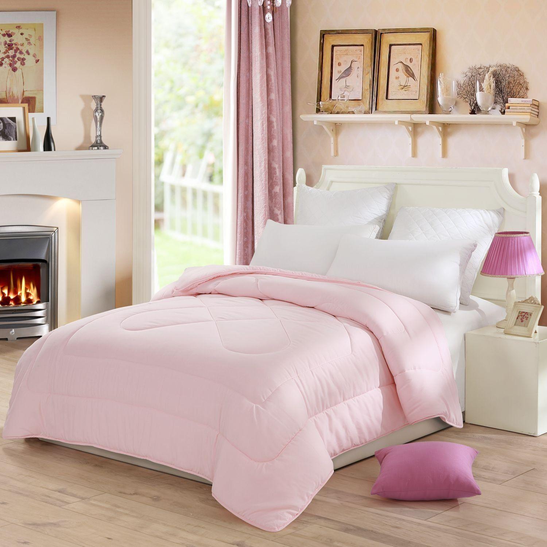 1101e06623b1f Lovo Luxury Serena Down Alternative Comforter Super Soft Duvet ...
