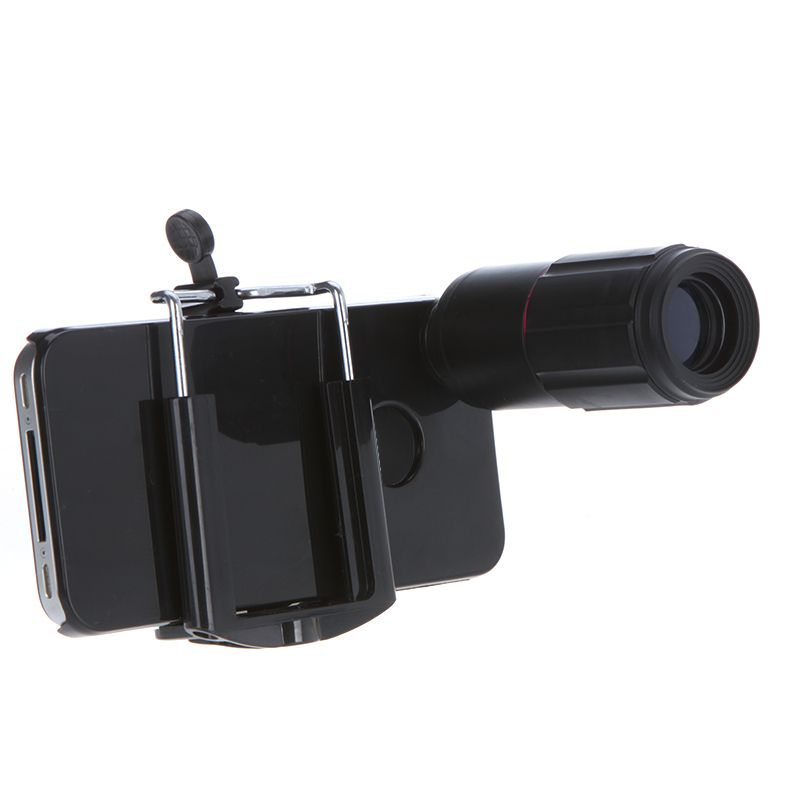 8x magnification phone zoom telescope magnifier with