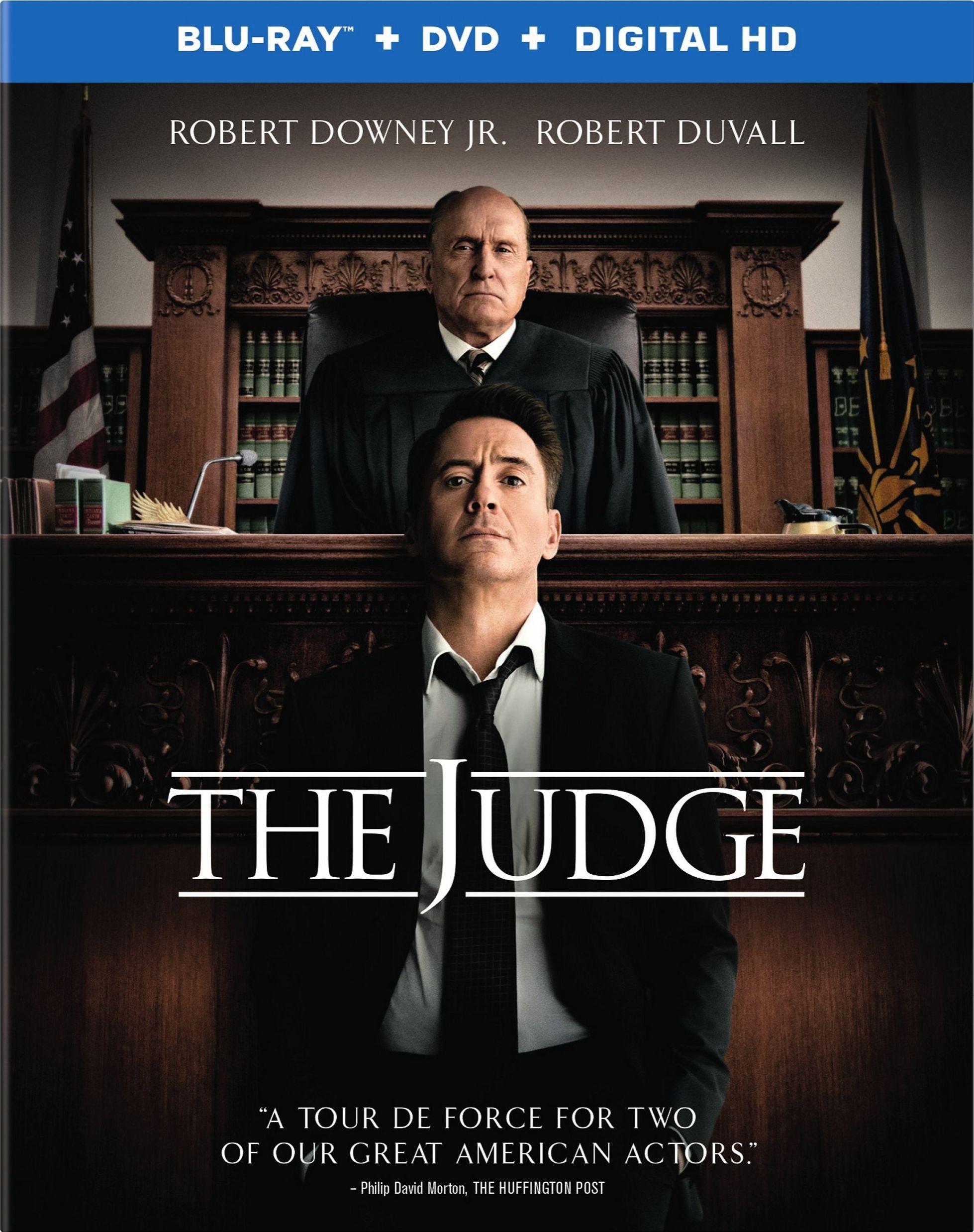 Descargar The Judge / El Juez [2014][Lat-Spa-Eng] * BluRay/BRRip ...