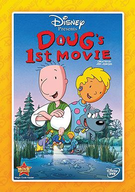 Doug S 1st Movie Is Coming To Dvd This July Via The Disney Movie