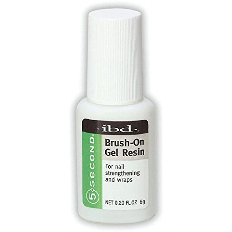 Ibd ibd 5 second brushon gel resin net wt 020 oz